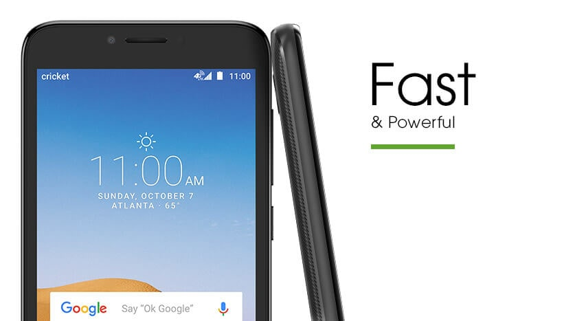 Feature 3 - Fast & Powerful
