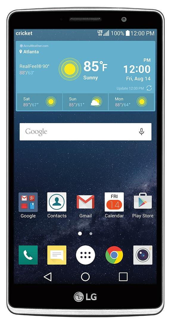 LG G Stylo | Smartphones & Cell Phones: Prepaid | Cricket  LG G Stylo | Sm...