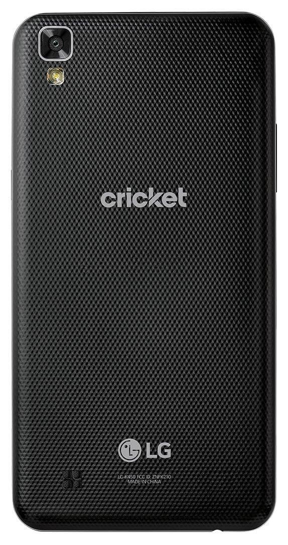 LG X power™ - Atrás