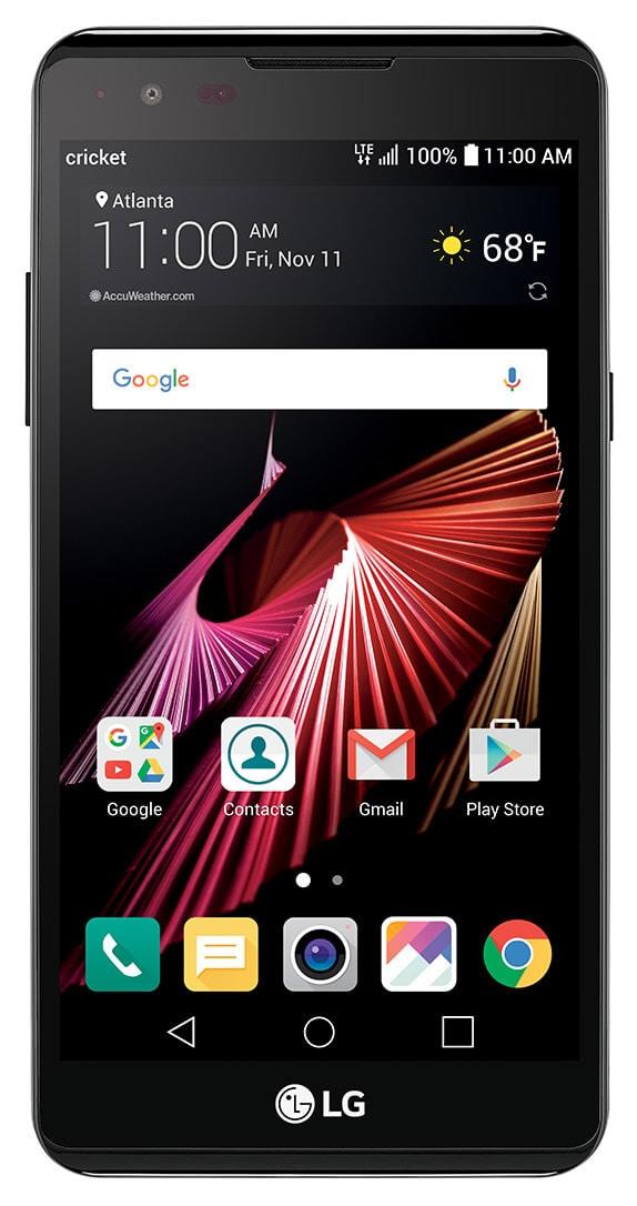 LG X power™ - Frente