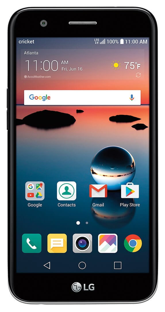 LG Harmony Cricket Wireless