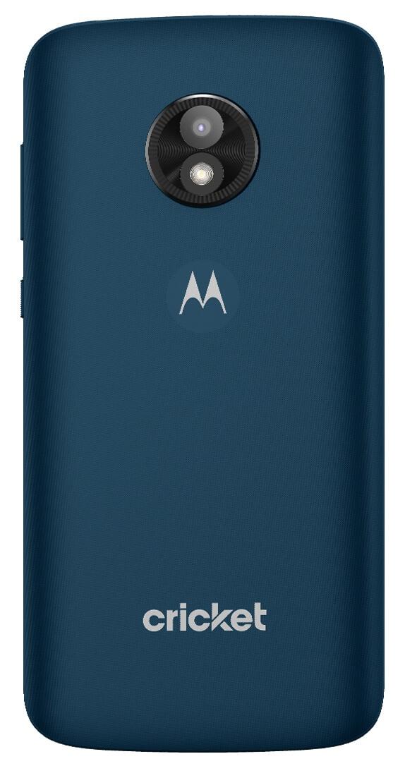 Motorola moto e5 CRUISE - Atrás