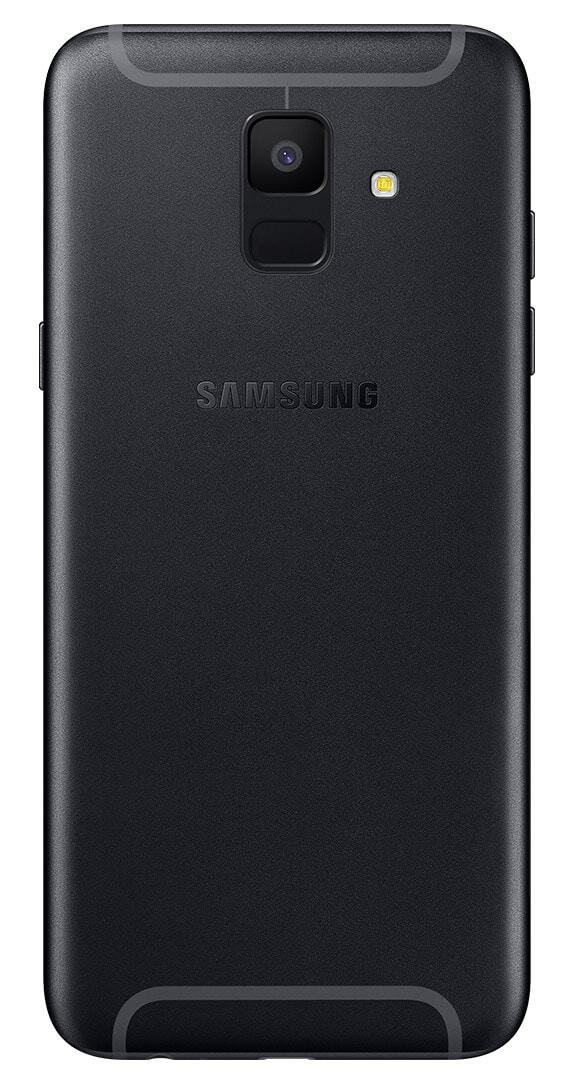 Samsung Galaxy A6 - Atrás