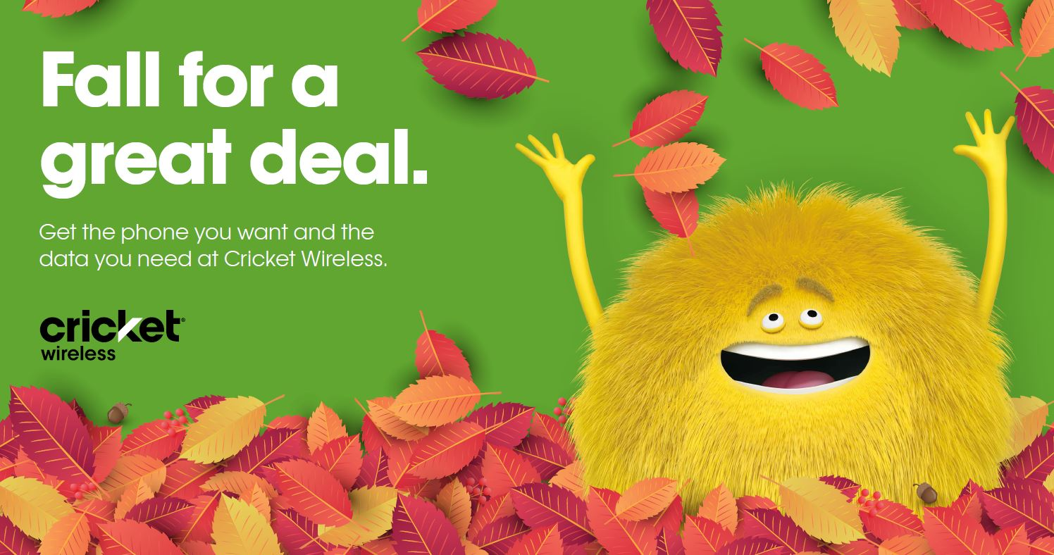 Cricket Wireless Launches Largest Selection Of Free Phones Ever