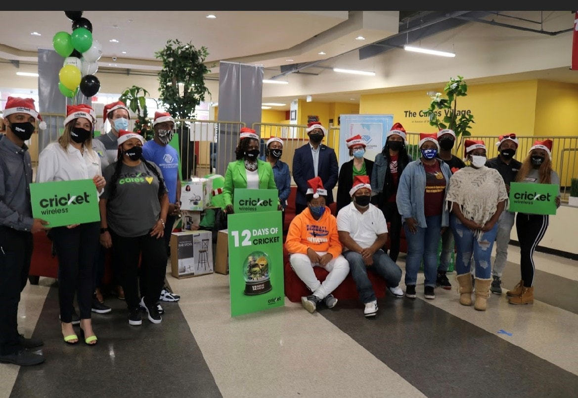Cricket Wireless Spreading Smiles in Local Communities