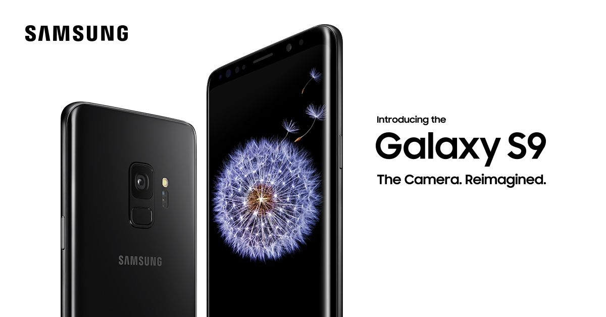 Introducing the Galaxy S9