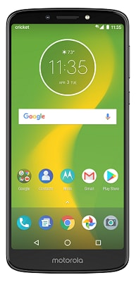 moto e5 SUPRA from Cricket Wireless