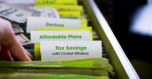 Tax Savings with Cricket Wireless