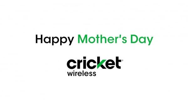 Cricket Cares Celebrates Military Moms