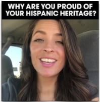 why are you proud of your Hispanic heritage?