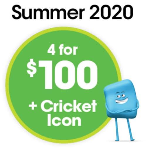 Cricket Wireless Offers Trio Of Summer Deals