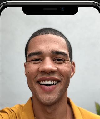 iPhone X: Cámara Frontal