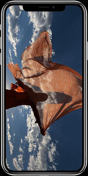 iPhone X: Zoom Óptico