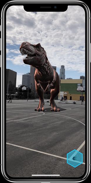 iPhone X: Fabulosa Realidad Aumentada