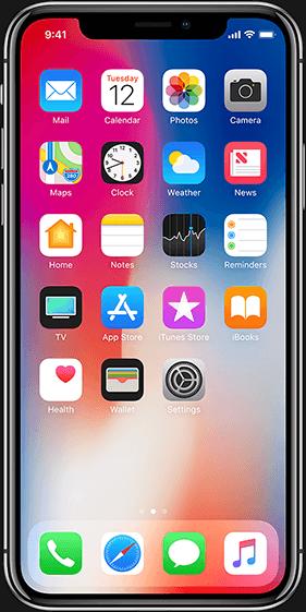 iPhone X: Pantalla Super Retina
