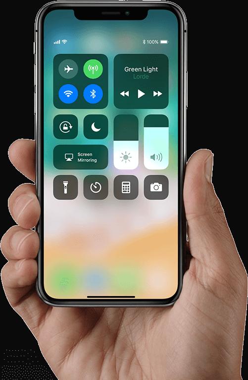 iPhone X: Gestos Intuitivos