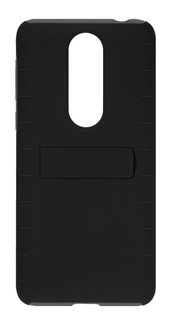 Cricket Two-Piece Kickstand Shield with Holster for Alcatel ONYX™