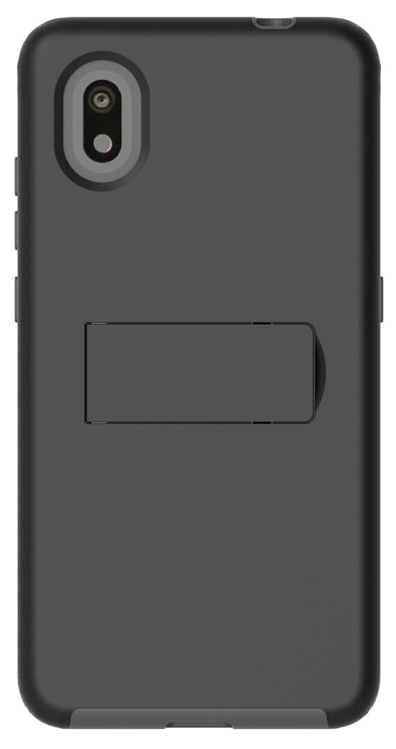 Quikcell Alcatel APPRISE Kickstand Shield