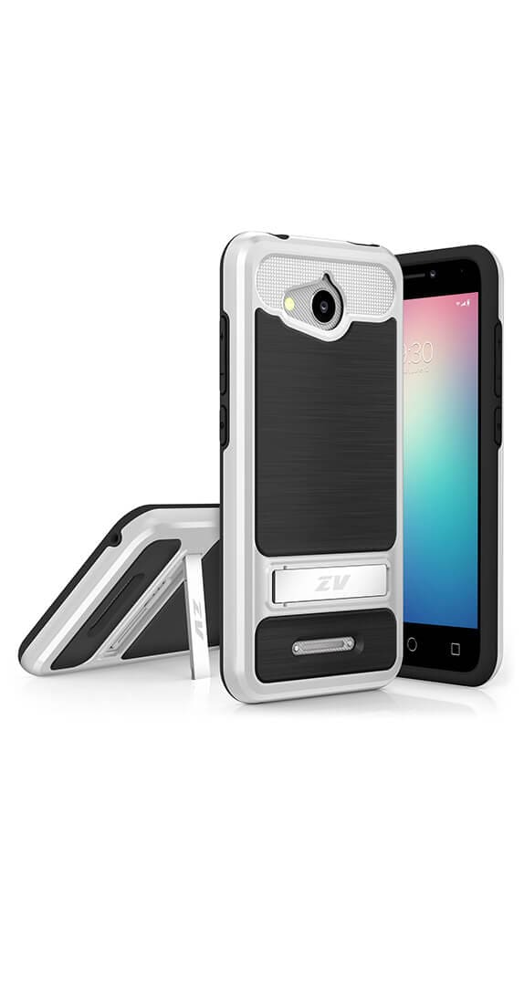 ZV Hybrid Dual Layer Case for Alcatel TETRA™