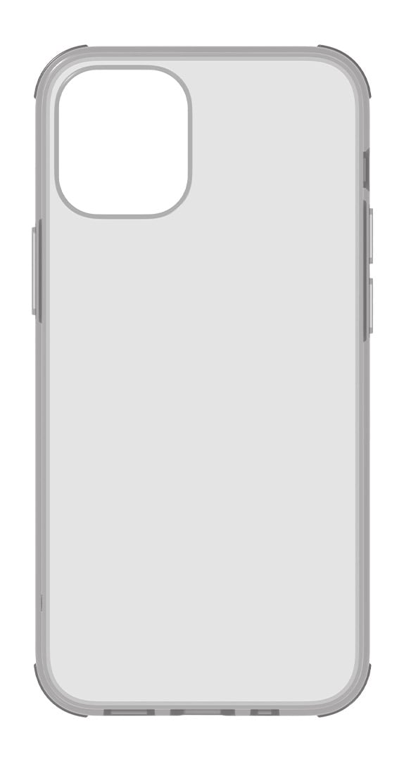 Quikcell Icon Tint Series Transparent Case for iPhone 12 Pro Max