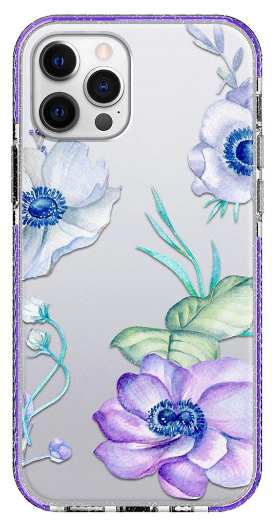 Serie ZIZO DIVINE para iPhone 13 Pro Max - Lila