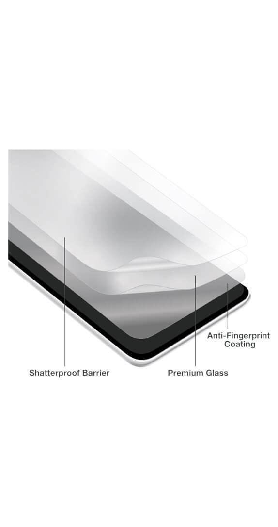 Protector de Pantalla de Vidrio Templado para Apple iPhone 13 & 13 Pro