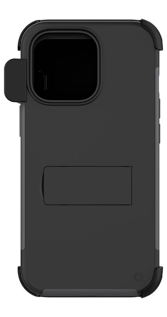 Estuche Protector con Soporte Quikcell Apple iPhone 13 Pro Max ADVOCATE