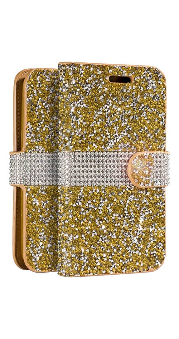 Funda con Solapa ZV Diamond para iPhone XS Max