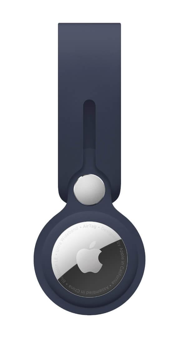 Apple AirTag Loop - Azul Marino
