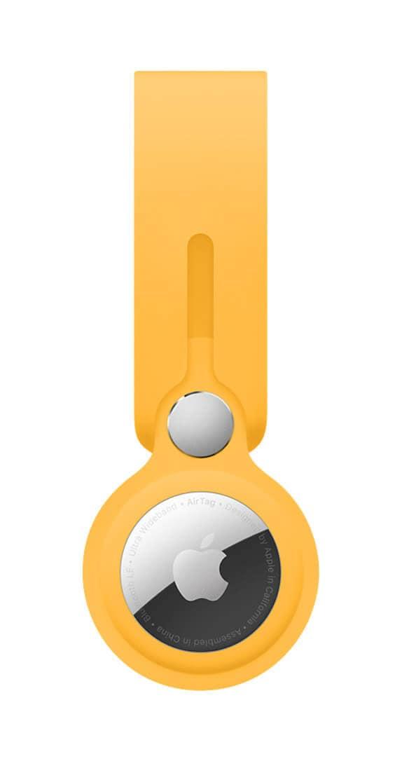 Apple AirTag Loop - Amarillo Girasol