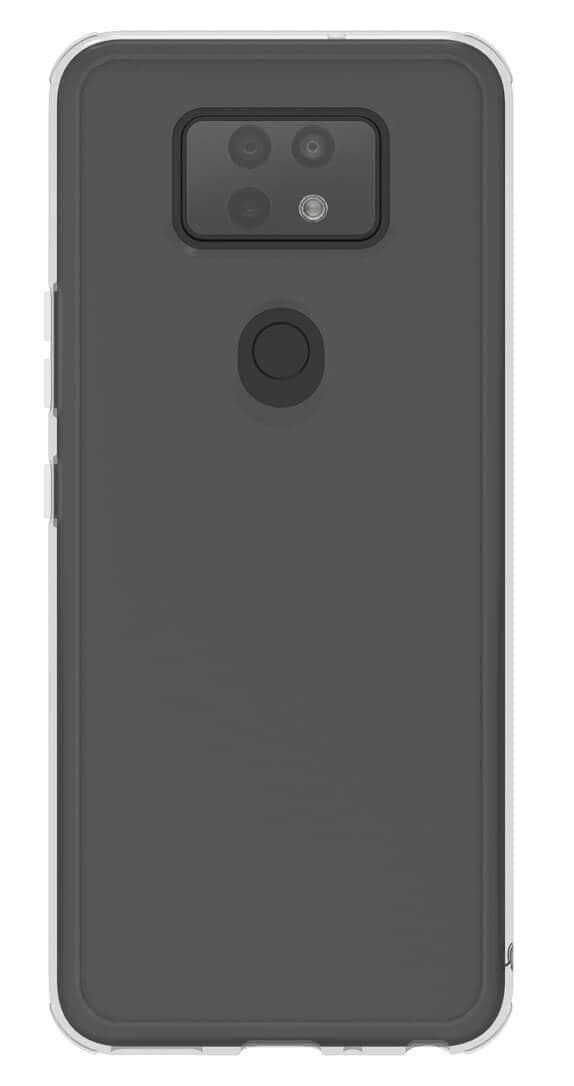 Estuche transparente Quikcell ICON TINT para Cricket Ovation 2 - Hielo