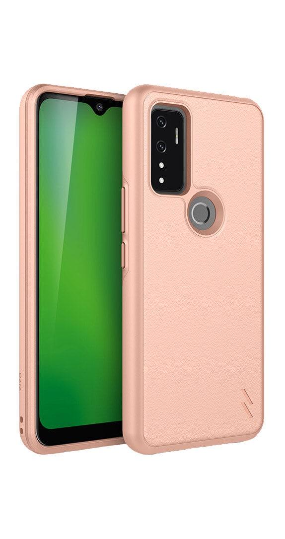 Serie ZIZO REALM para Cricket Dream 5G - Oro Rosa
