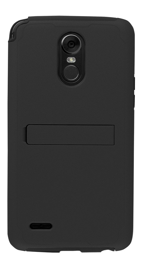 Cricket Two-Piece Kickstand Shield and Screen Protector for LG Stylo™ 3