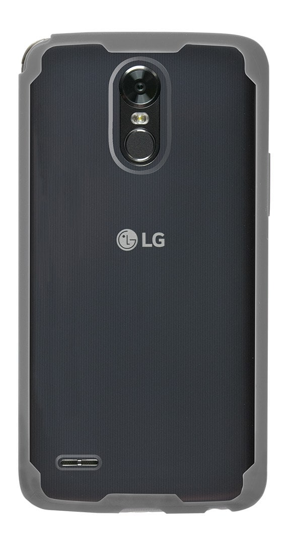 Cricket Two-Tone Designer Shield & Screen Protector for LG Stylo™ 3