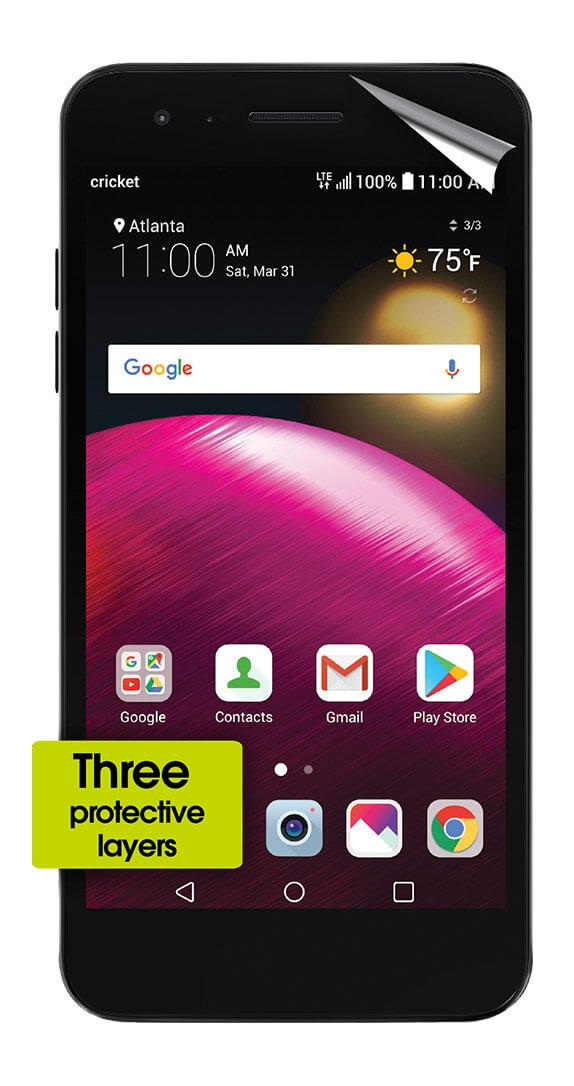 Cricket Screen Protector for LG Fortune™ 2