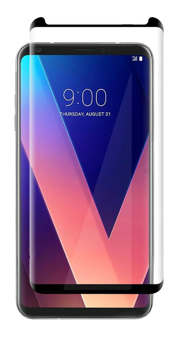 Zizo Curved Tempered Glass for LG V35 ThinQ™