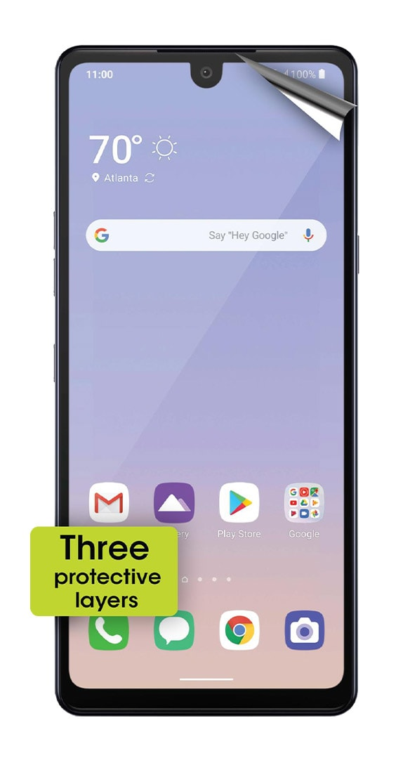 Cricket Screen Protector for LG Stylo 6