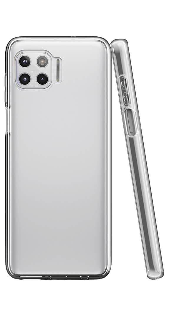 Serie ZIZO REFINE para Moto One 5G - Transparente