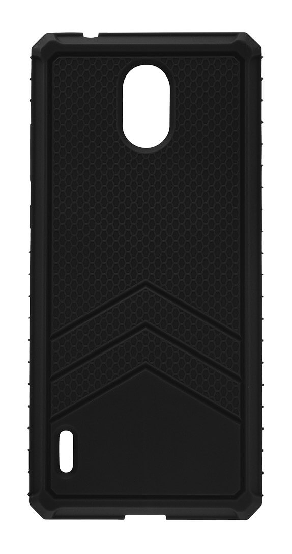 Cricket Rugged Case with Screen Protector for  Nokia 3.1 C