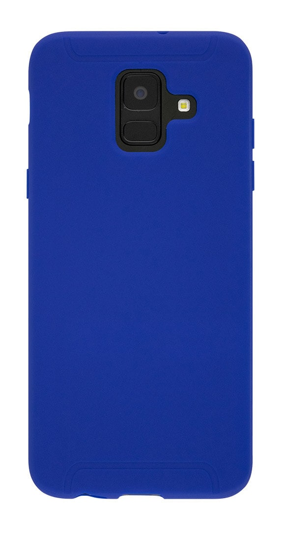 Cricket Gel Case w/ Screen Protector for Samsung Galaxy A6