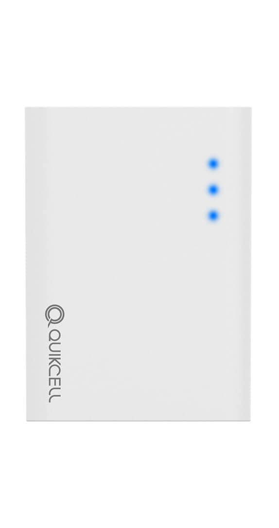 Quikcell PowerFUEL Extreme Power Bank 5200 mAh
