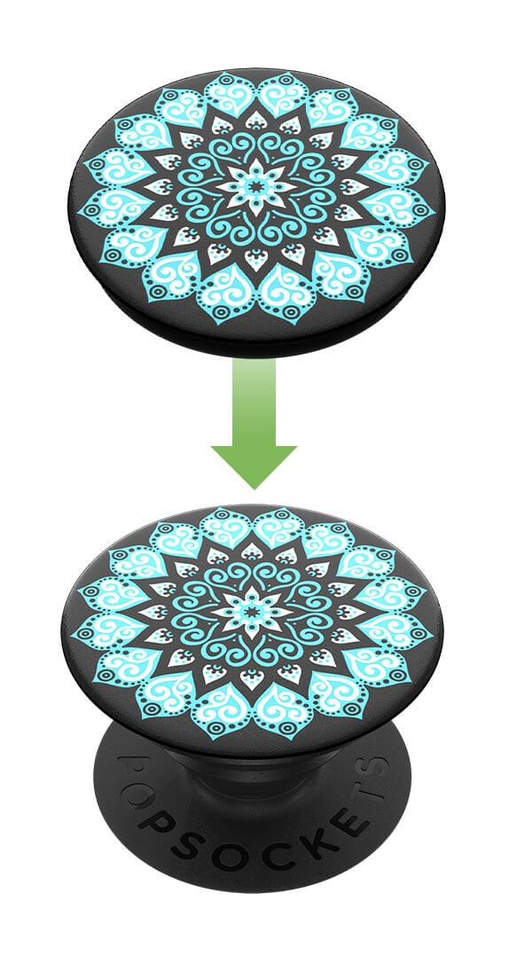 PopSockets - Peace Mandala Sky