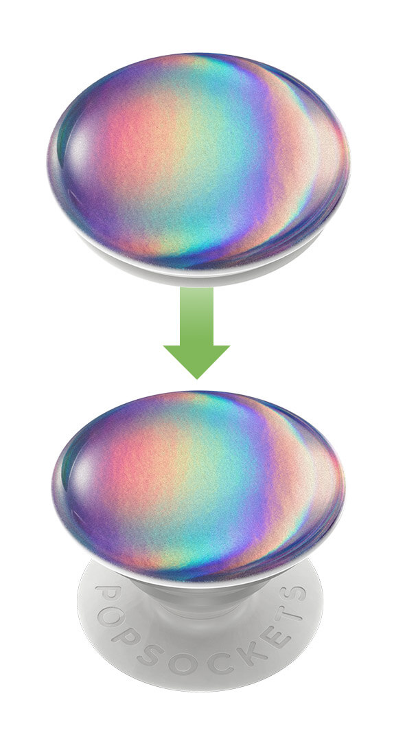 PopSockets - Rainbow Orb Gloss