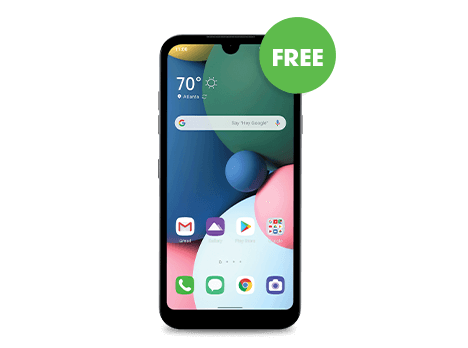 LG Fortune 3 Fall Promo 2020