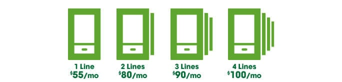 Unlimited Talk and Text Cell Phone Plans | Cricket Wireless