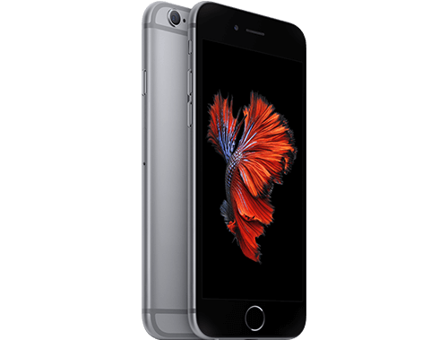 Get the amazing iPhone 6s