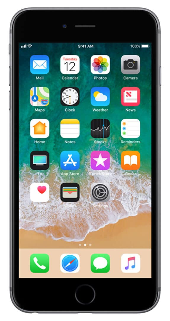 purchase cheap 874c7 997a3 iPhone 6s Plus 32GB Gray: Price, Specs & Deals | Cricket Wireless