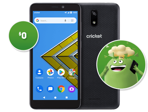 Cricket® Icon Smartphone