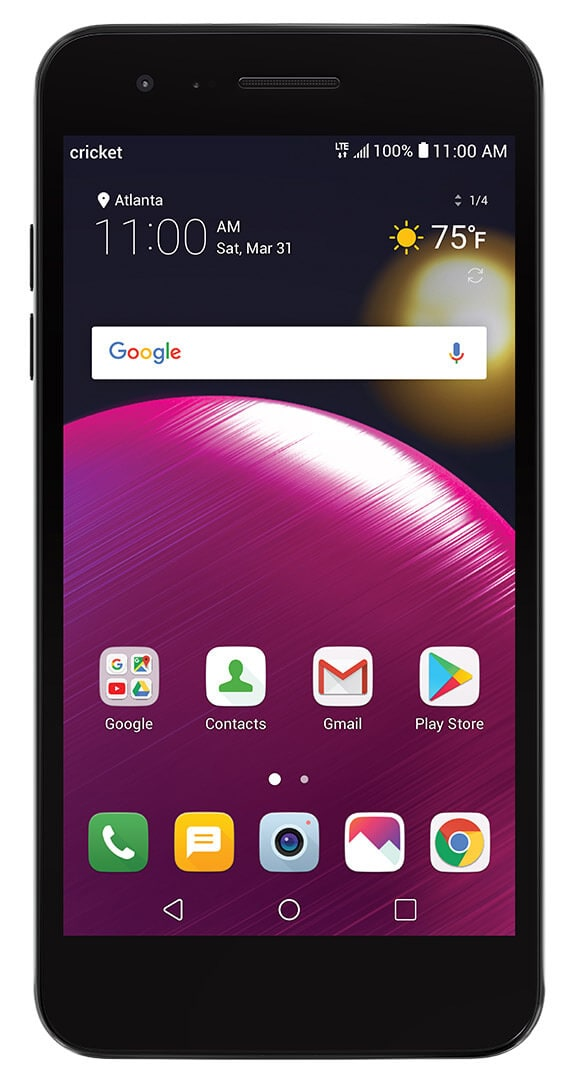 LG Fortune 2: Price, Specs & Deals | Cricket Wireless