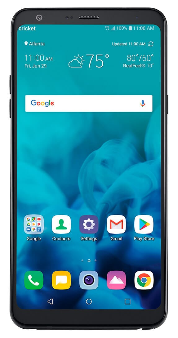 LG Stylo 4: Aurora Black | Price, Specs & Deals | Cricket